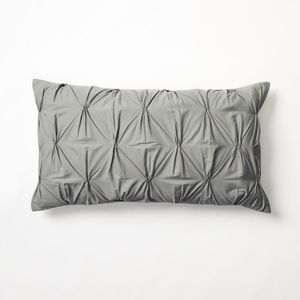 West Elm | Organic Cotton Pintuck King Shams